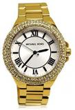 Michael Kors Slim Camille Gold-Tone Ladies Watch MK3277
