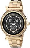 Michael Kors Access Gen 3 Sofie Touchscreen Smartwatch Powered with Wear OS by G...