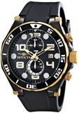 Invicta Men's 15396 Pro Diver Analog Display Quartz Black Watch