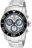 Invicta Cruiseline Men 48mm Chronograph Quartz Limited Edition Stainless Steel B...