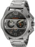 Diesel Men's DZ4363 Ironside Analog Display Analog Quartz Grey Watch