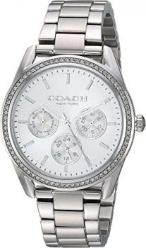 COACH Preston - 14503265 Stainless Steel One Size